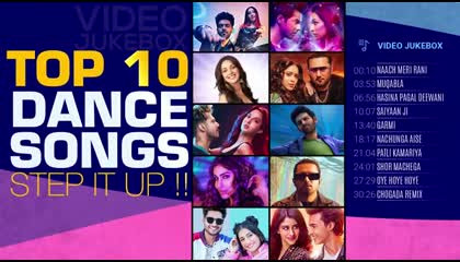 step it up top 10 Dance song video Jukebox super hit dance video song 9XM