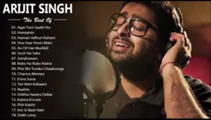 best of hit song of Arijit Singh 9XM