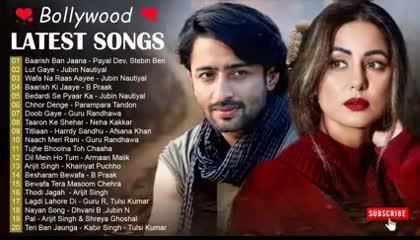 Bollywood latest song 2021 Barish Ban Jana Lut Gaye Wafa Na Raas Aayi Hindi song 9XM