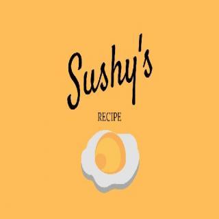 Sushy's recipe