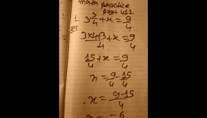 math practice part 412