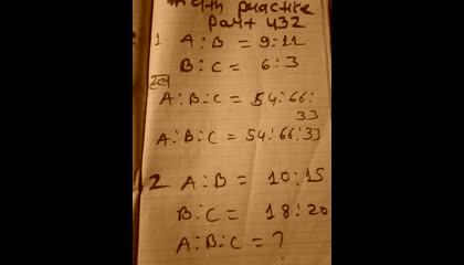 math practice part 432