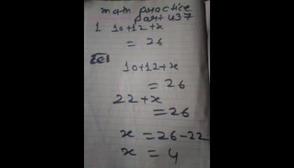 math practice part 437