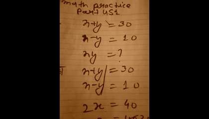 math practice part 451