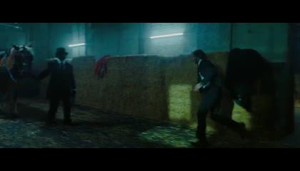 John Wick movie's fight scene