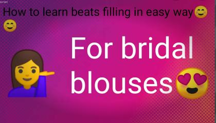 how to learn beats filling in easy way🤔☺☺