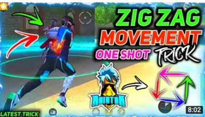 Movement Like RaisarHow To Do Movement Like RaistarZig Zag raisatr