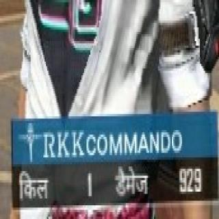 RK COMMANDO ARMY