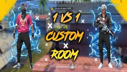 1v1 Custom (Free Fire)