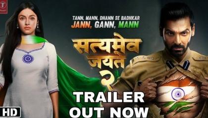 Satyamev Jayate 2 Official trailer Hindi.