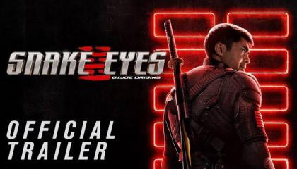 SNAKE_ EYES:_ G. I._ Joe_ Origins_Trailer_-( 2021). please follow my channel.