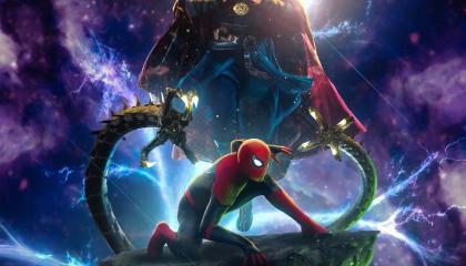 Spider-Man-3 No way home Hollywood movie trailer.