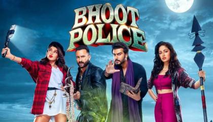 Bhoot_Police- Official Trailer in hindi