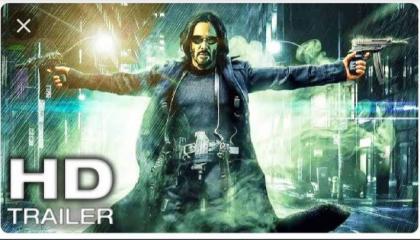 The Matrix 4 Resurrections - Official Hindi Trailer.