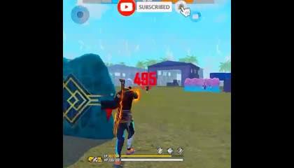 free fire hetshot gameplay to shorts