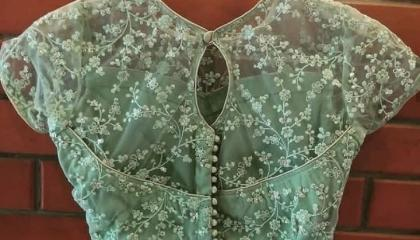 blouse neck designs collections