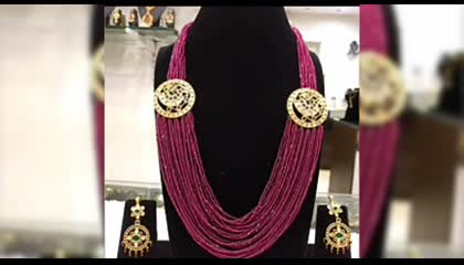 Latest pearl jewellery collection Please do follow and support my channel