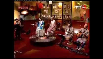 Anwesha - Tomar Aakash Duti Chokhe - Nirmala Mishr Bangla girl