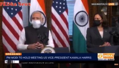 India US Modi