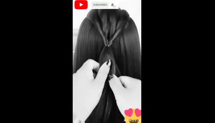 Best hairstyle for girls.