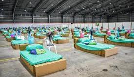 अय्यासी का अड्डा बना थाईलैंड का कोविड अस्पताल
