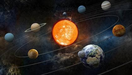 Explanation about Solar System