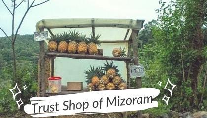 Mizoram's Unique No Owner Trust Shops  Notebook Journey