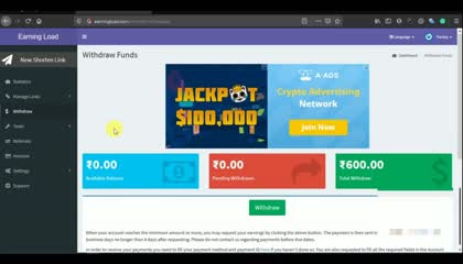 Without Catpcha Url Shortener In India // Best Link Shortener Website // Make Money Online