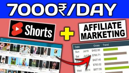 Earn $100+ Per Day Using YouTube Shorts And Digistore24 (New Method)  //  Make Money Online From Youtube