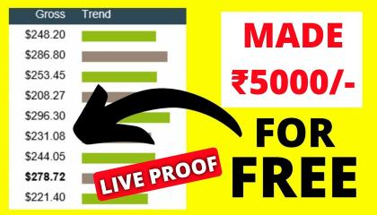 Earn ₹5000 Per Day _ How To Promote Clickbank Products(100% Free) _ Clickbank Affiliate Marketing