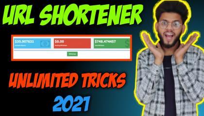 URL Shortener Unlimited Trick Must Watch this video // Make money on mobile // Best URL Shortner website