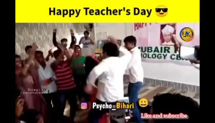 Happy teachers day 😀😀 comedy video shows in  bihar ka  funny videos full-time comedy videos show