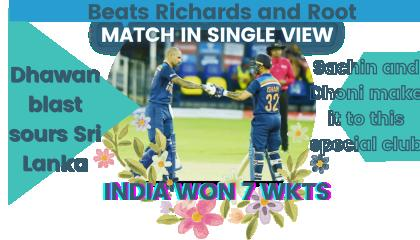 1st ODI Highlights   Sri Lanka vs India 2021 , MATCH IN SINGLE VIEW INDIA WON 7 WKTS