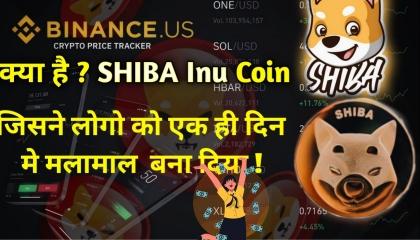 क्या है? SHIBA Inu Coin जिनसे निवेशक हुए मालामाल !shibacoin