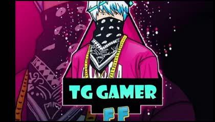 TG GAMER LOGO