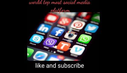 top most useful social media platform