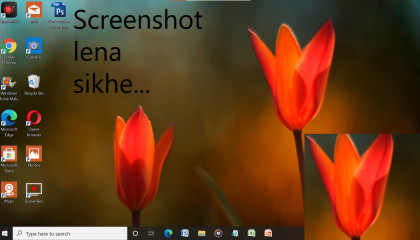 How to take Screenshot in Computer/Laptop?