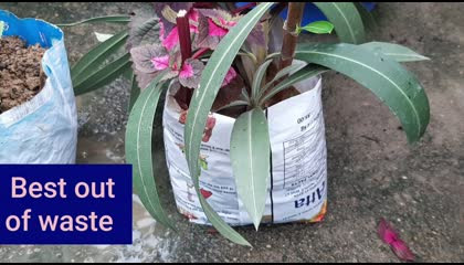 Grow bag for your plant on free of cost