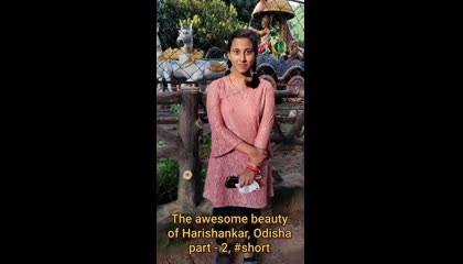 TouristspotinOdisha Harishankar Awesome view of Narsighnath & Harishankar