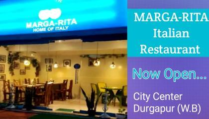 Marga-Rita (Italian Restaurant), City Center, DURGAPUR (West Bengal) India