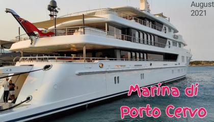 Porto Cervo Marina , Sardinia Island Italy