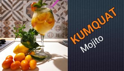 Kumquat Mojito  Non Alcoholic drink
