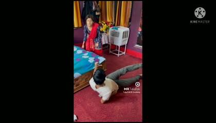 kisi ne nahi dekha - max taka tak funny video