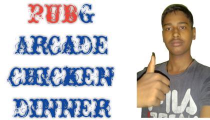 pubg arkade chicken dinner