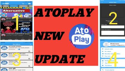 Atoplay New Update 📱 एटोप्ले  New अपडेट 📱  04/09/21