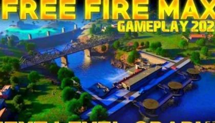 free fire max trailor next level Graphic // garena free fire