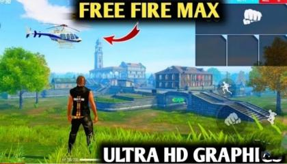 free fire max new features and Ghraphing // garena free fire