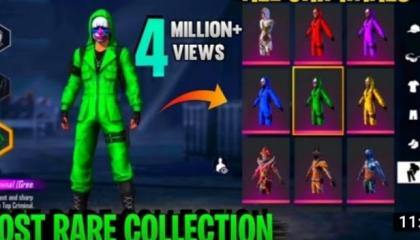 TG GAMER all vault collection😱 // garena free fire