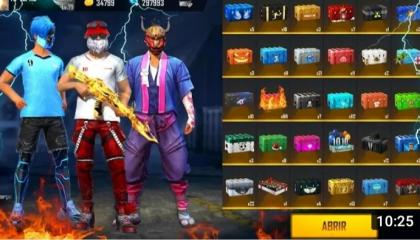 opening 1000 create in free fire 😱/ garena free fire