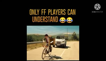 Ff player can Only understand